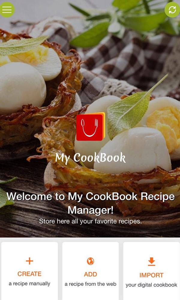 My Cook Book apps de cocina