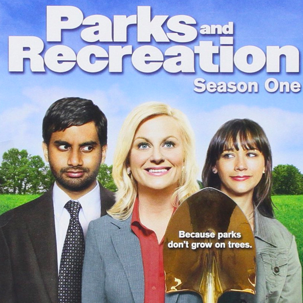 Series de risa Parks and Recreation