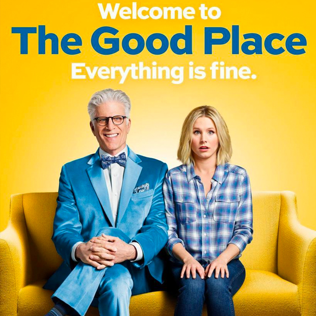 Series de risa The Good Place