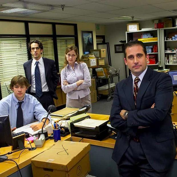 Series de comedia The Office