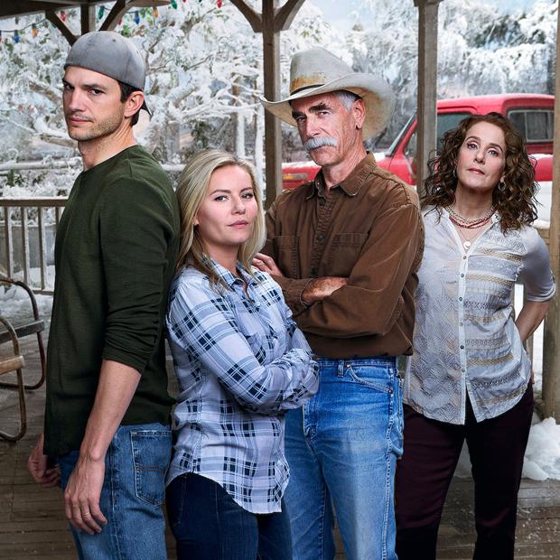 Series de comedia The Ranch