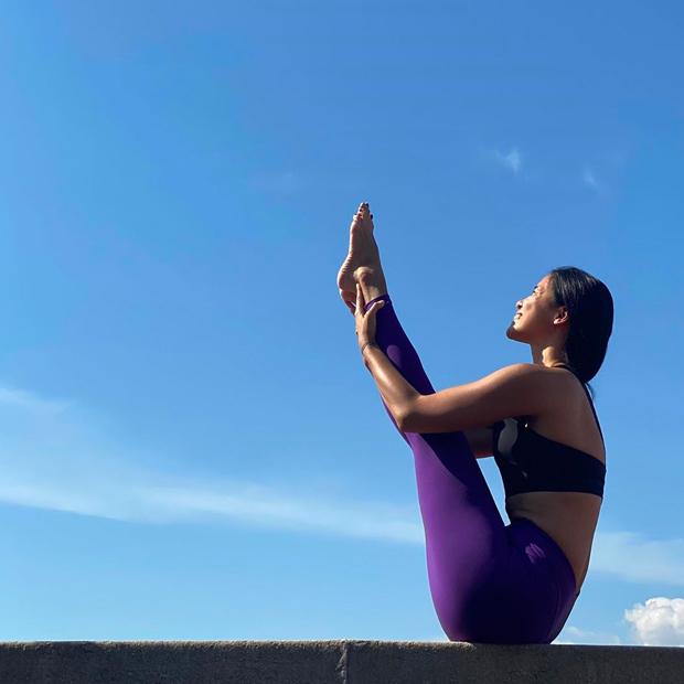 xuanlanyoga cuentas de Instagram para hacer yoga