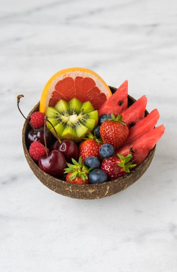 bol de fruta recetas divertidas para niños