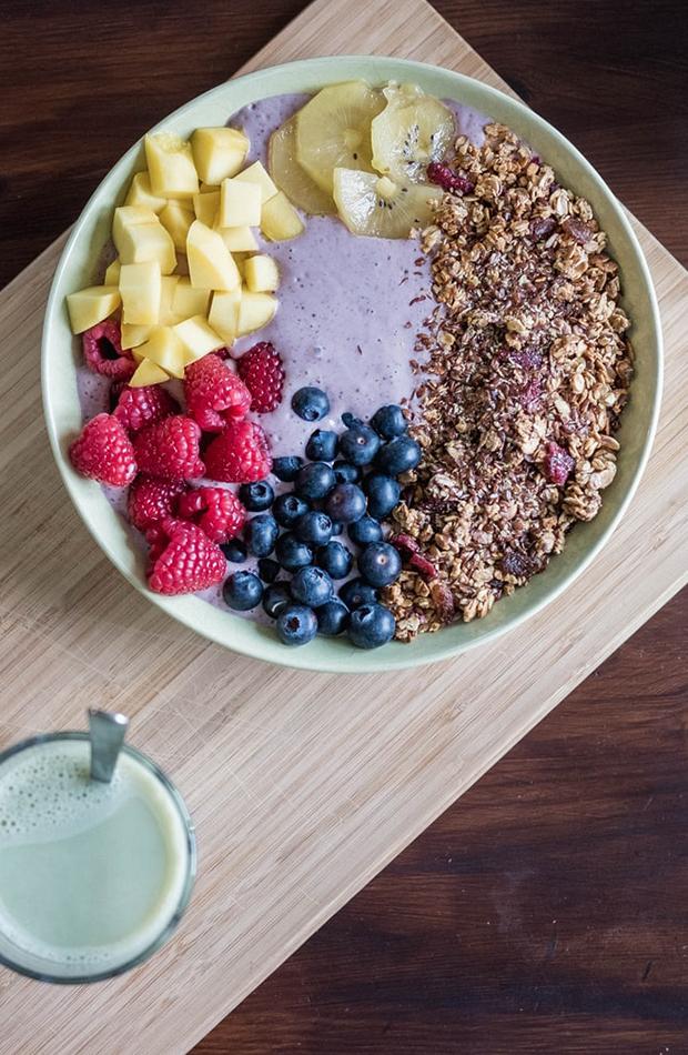 desayuno recetas veganas deliciosas