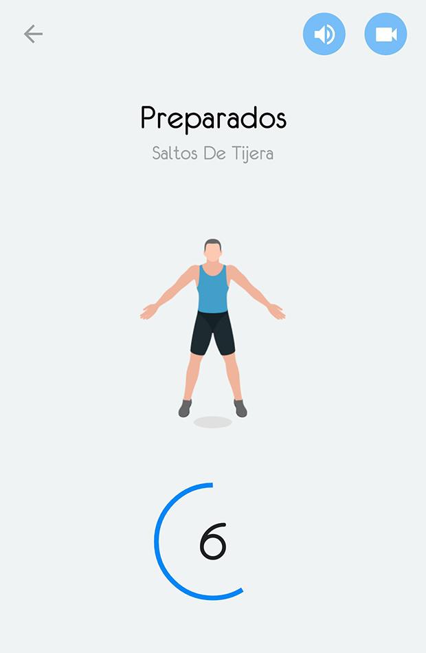 apps para hacer ejercicio en casa