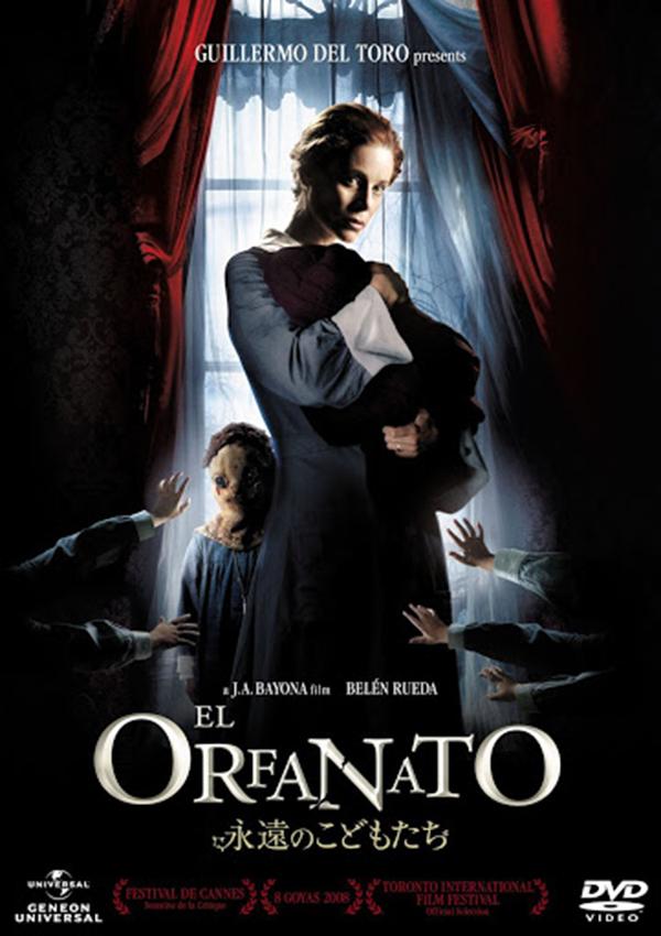 cine español El orfanato