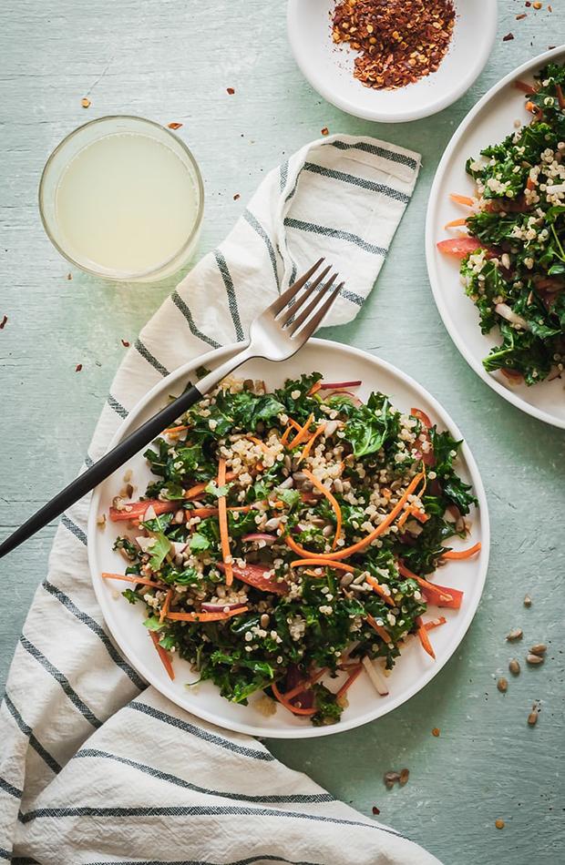 ensalda recetas veganas deliciosas