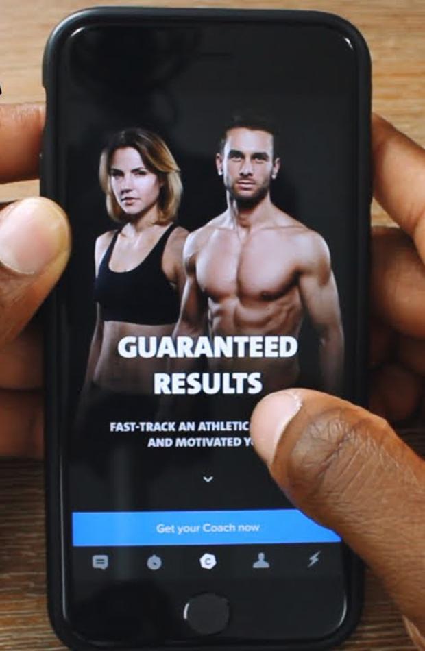 freeletics apps para hacer ejercicio en casa