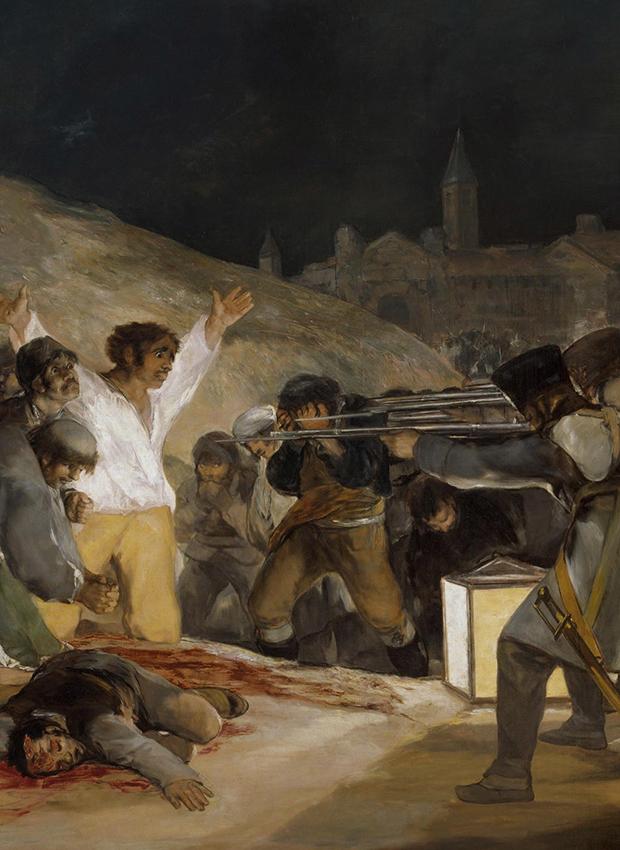 planes culturales en casa 1100 obras de Francisco Goya