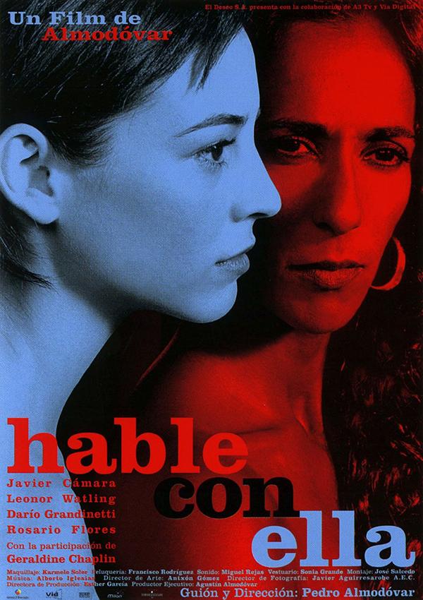 películas españolas Hable con ella
