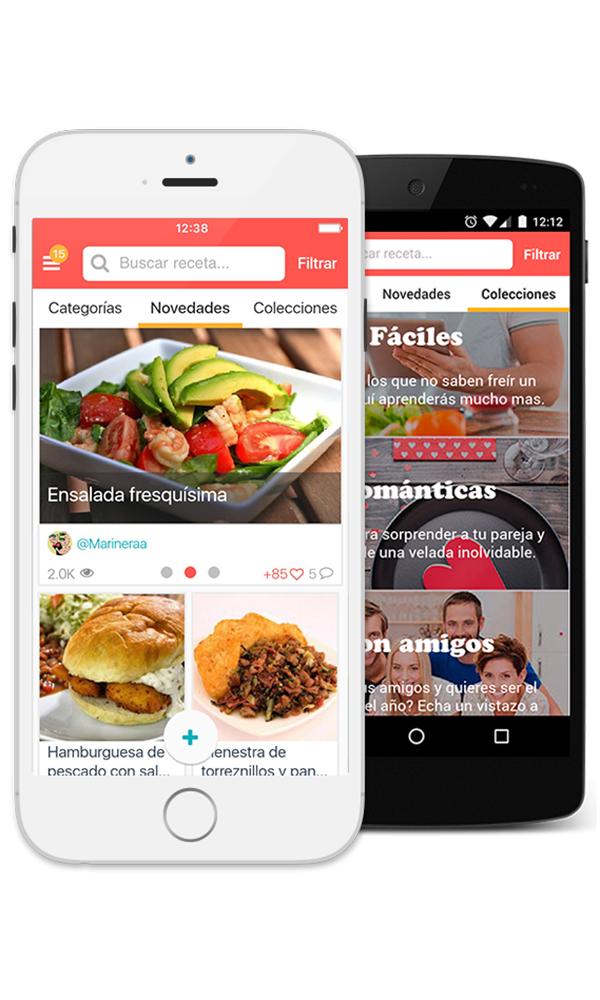 hatcook apps de cocina