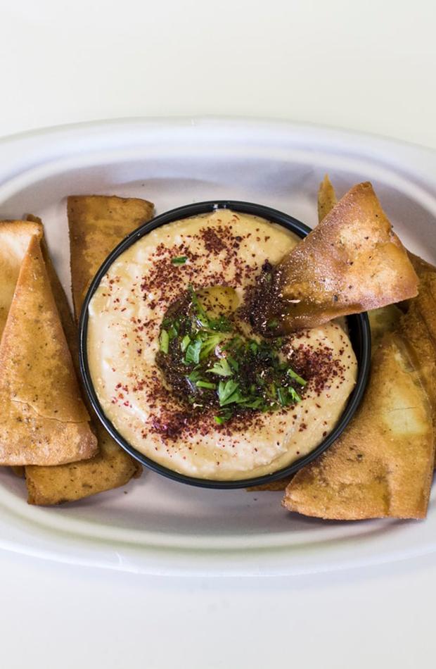 hummus recetas veganas deliciosas