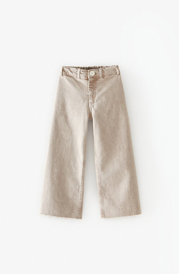 jeans fit campana colección primavera 2020 zara kids