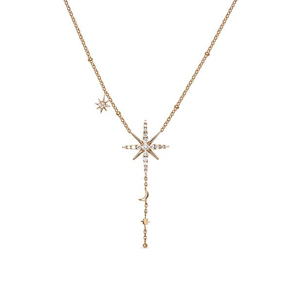Joyas con diamantes de Suarez: Colgante de Orion