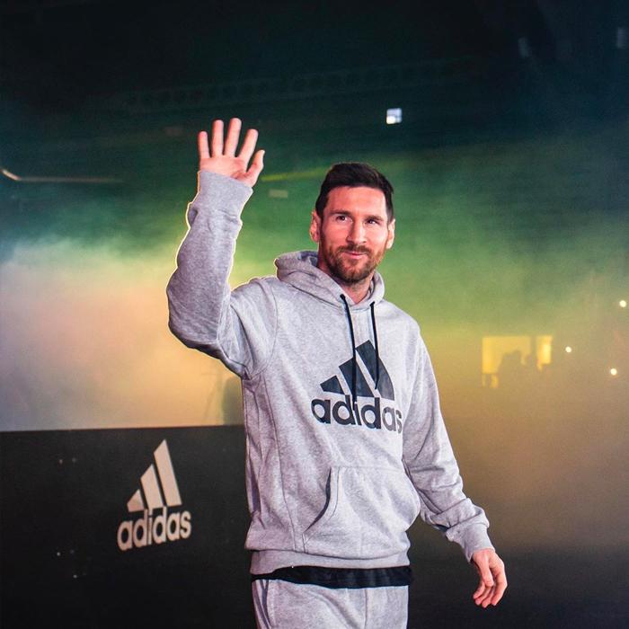celebrities con más seguidores Leo Messi