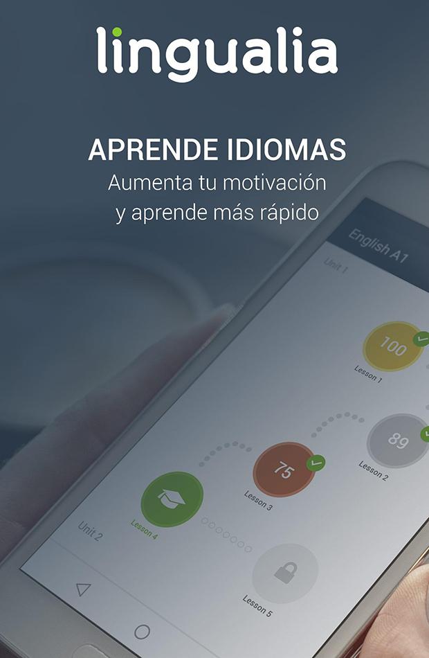 apps para aprender idiomas Lingualia