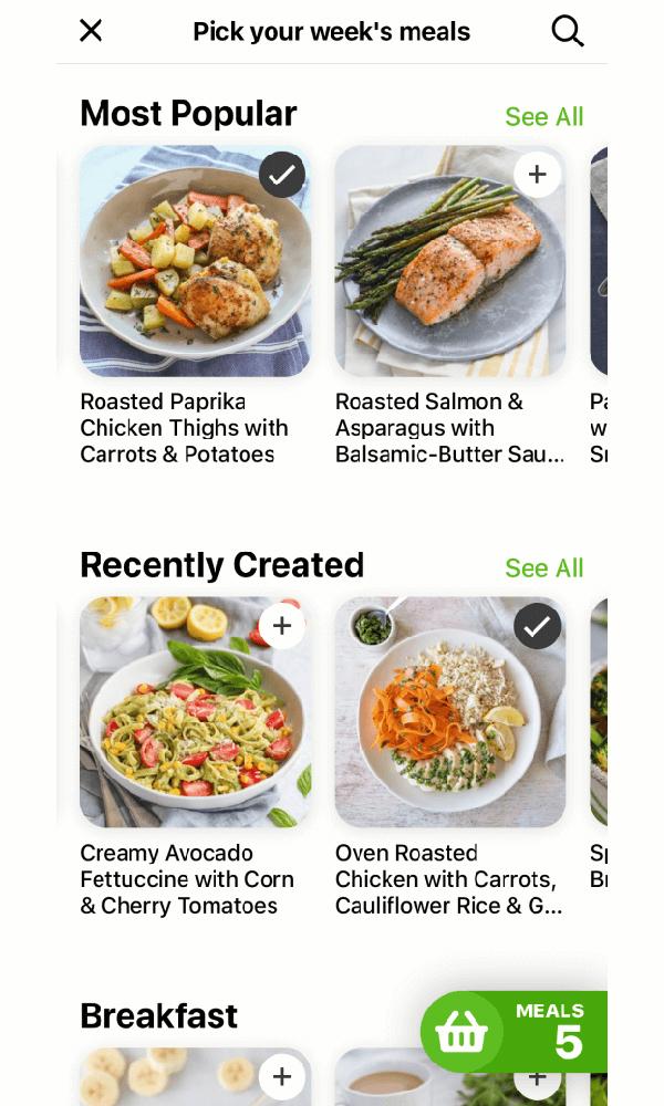 Mealime apps de cocina
