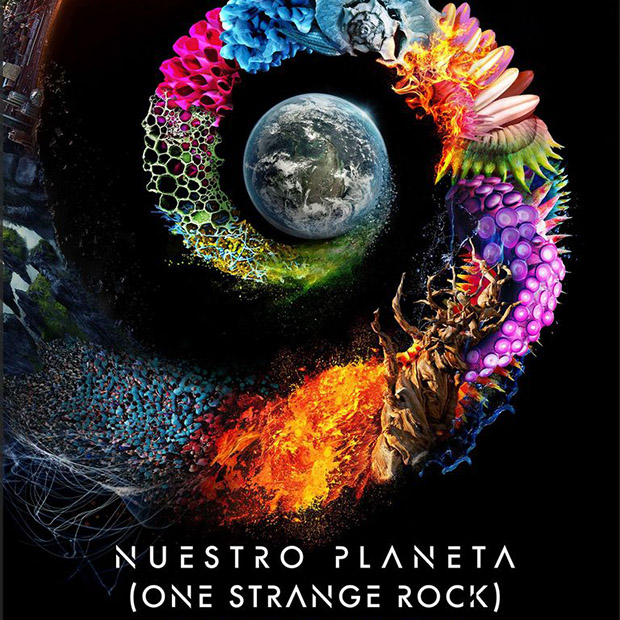Documentales de Netflix: Nuestro Planeta: One Strange Rock