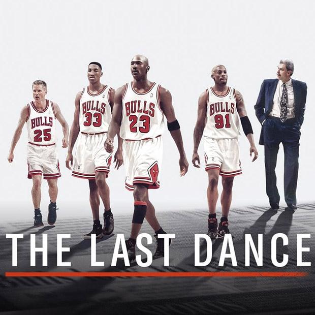 Documentales de Netflix: El último baile