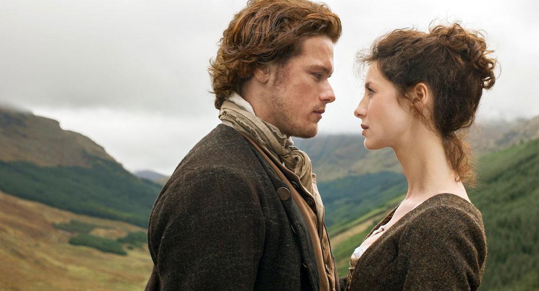 series románticas Outlander
