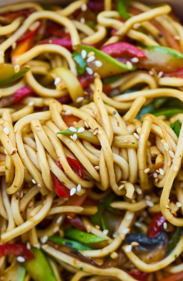 pasta con verduras recetas veganas deliciosas