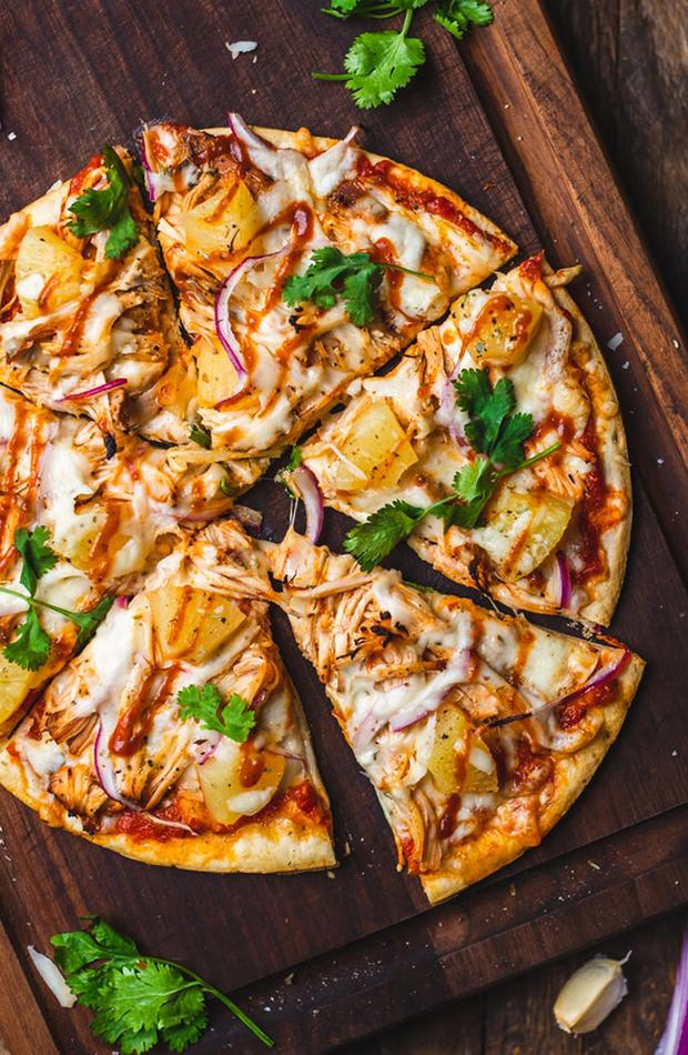 pizza recetas divertidas para niños