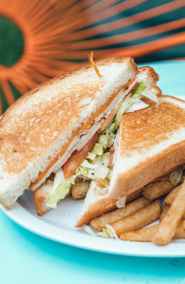 sandwich recetas divertidas para niños