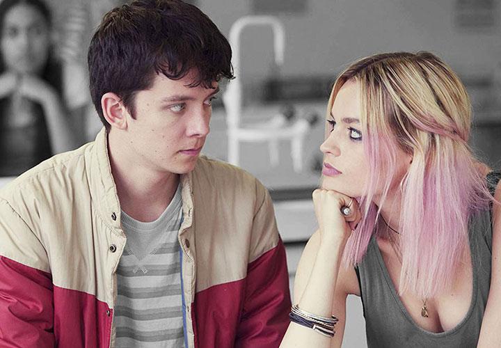 Sex Education Netflix series románticas