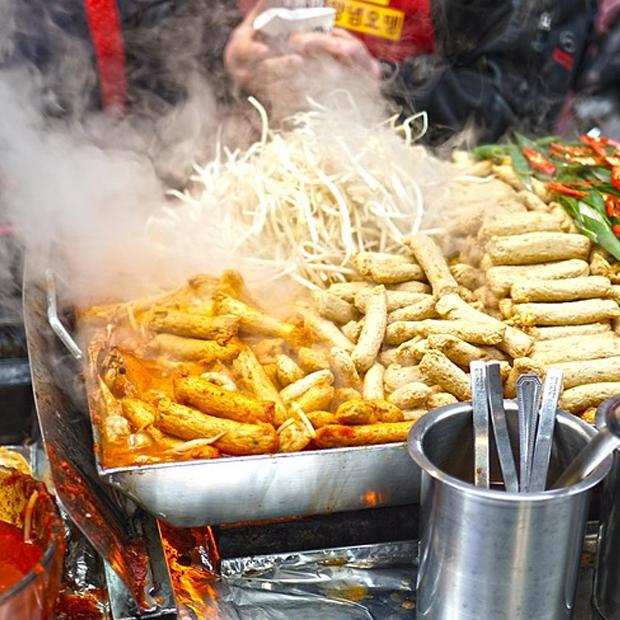 mejores documentales de netflix Street Food