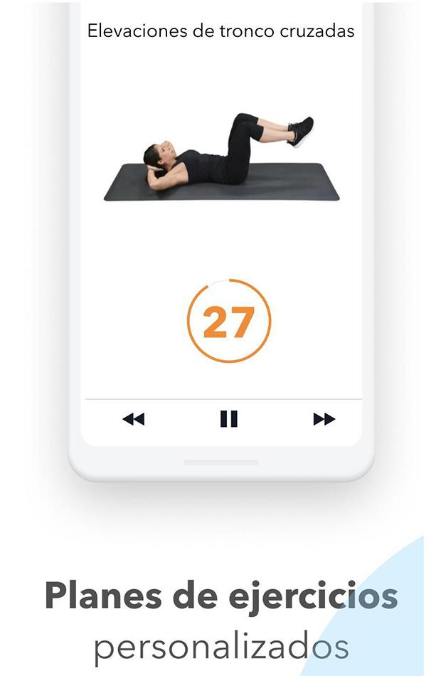 SWORKIT apps para hacer ejercicio en casa