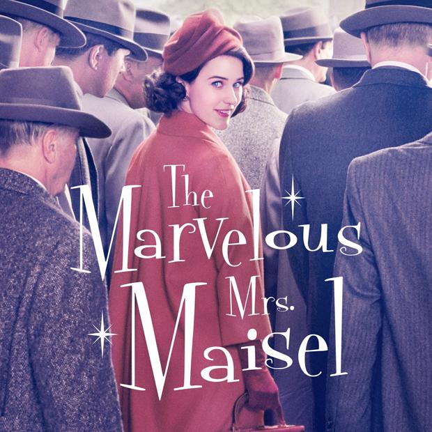 Series de risa The Marvelous Mrs. Maisel