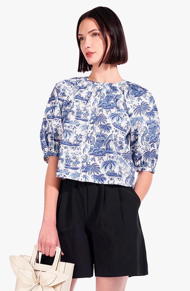 toile de jouie staud clothing camisas ideales primavera verano