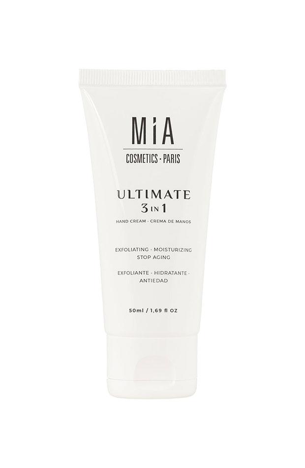 Cremas de manos Ultimate 3 in 1 Hand Cream Mia Cosmetics