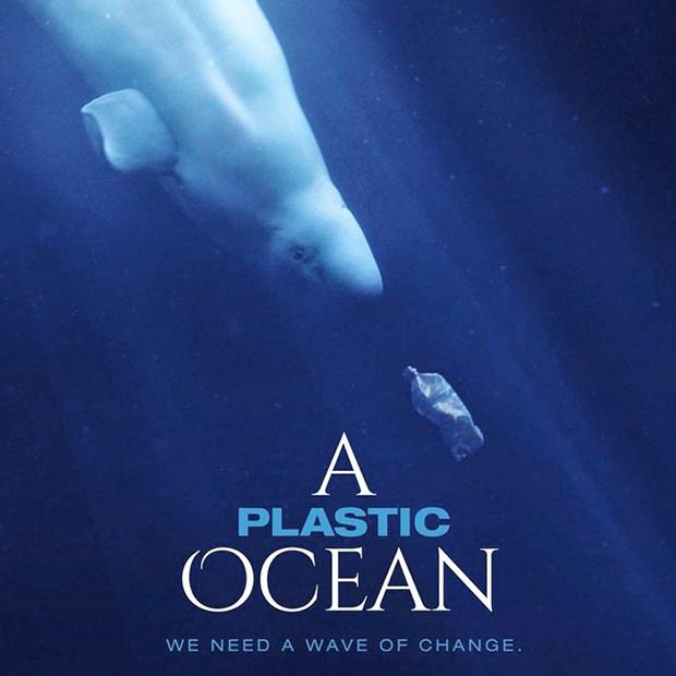 mejores documentales de netflix Un océano de plástico
