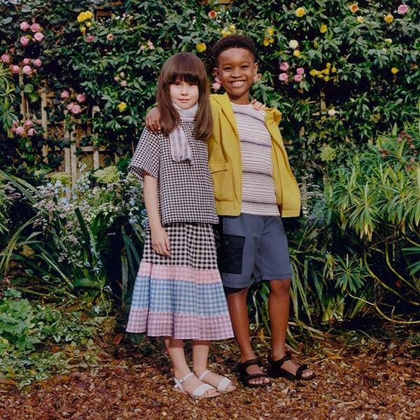 Uniqlo y JW Anderson kids
