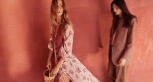 Los vestidos de flores más bonitos para esta primavera están en Mango