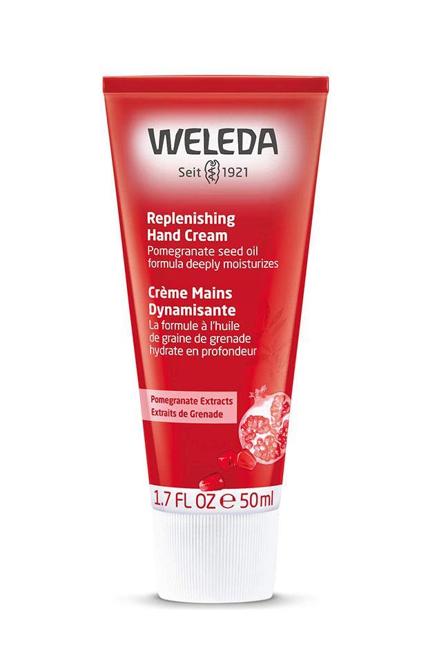 Cremas de manos Weleda