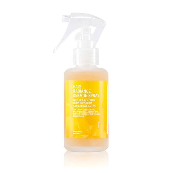 Novedades belleza primavera verano 2020: Hair Radiance Keratin Spray de Freshly Cosmetics