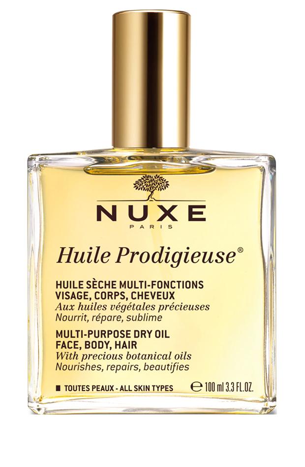 Aceite seco Multifunción Nuxe cuidado para el pelo
