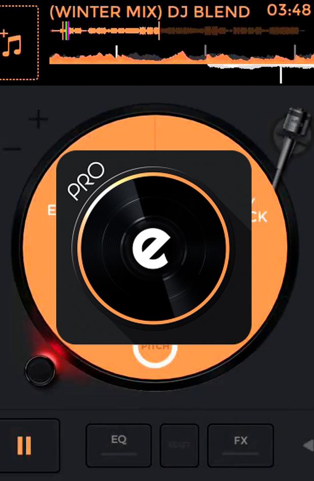 aplicaciones divertidas para la cuarentena edjing mix dj