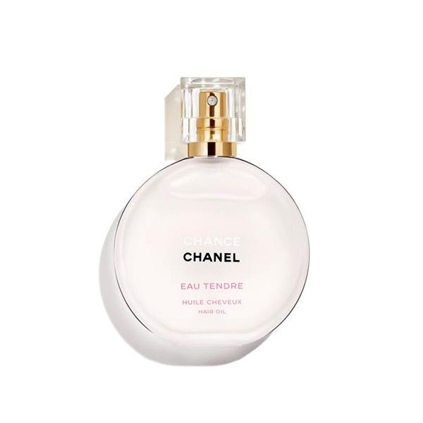 Novedades belleza primavera verano 2020: Chance Eau Tendre Huile Cheveux de Chanel
