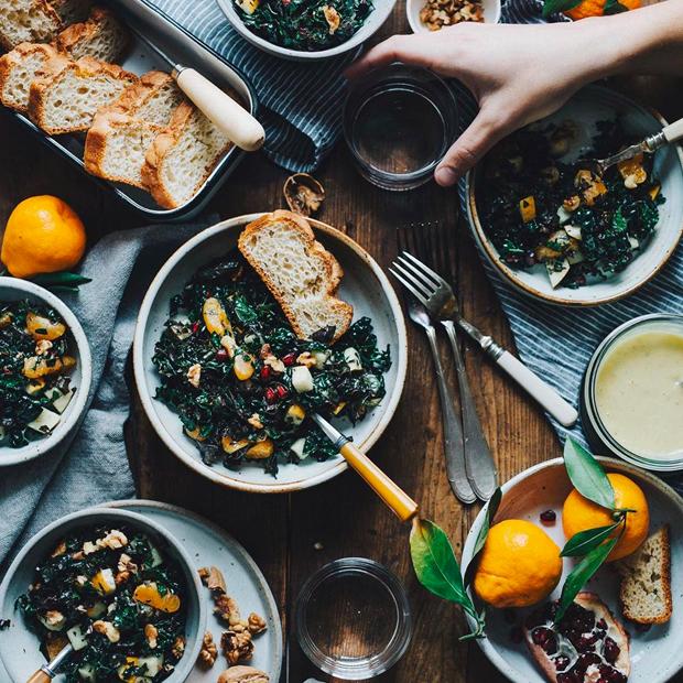 dollyandoatmeal recetas sanas en instagram