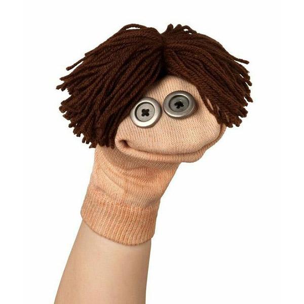 Juegos para hacer en casa con niños: Marionetas de calcetines