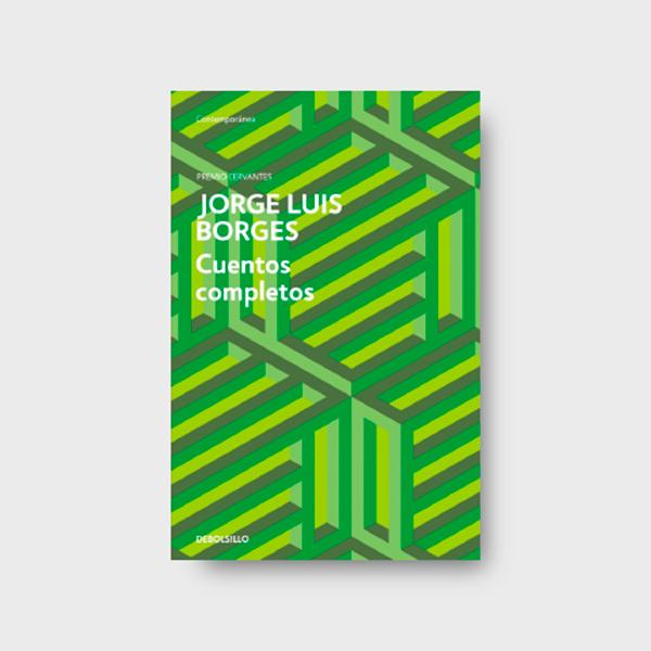 libros que tienes que leer Cuentos completos - Jorge Luis Borges