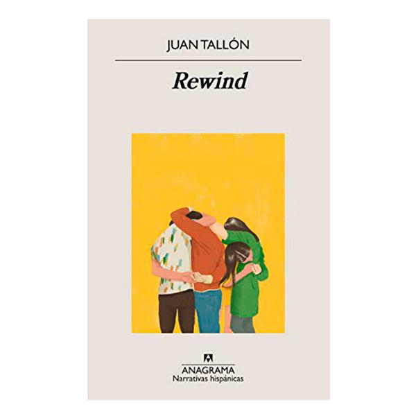Rewind - Juan Tallón libros que tienes que leer
