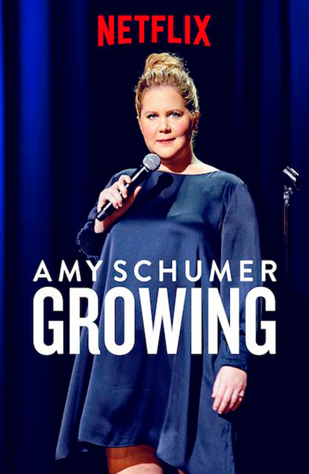mejores monólogos Growing - Amy Schumer