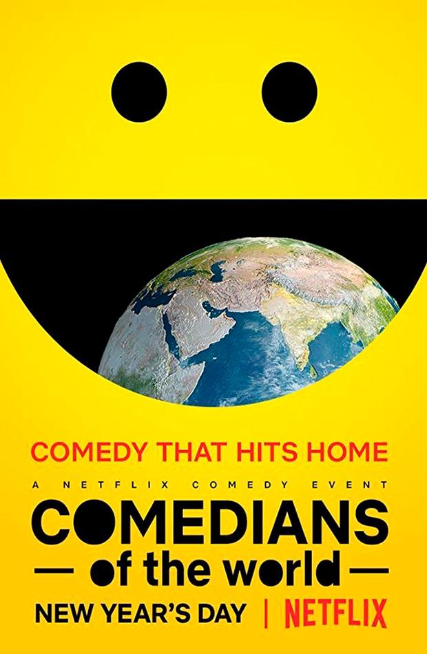 mejores monólogos Humoristas del mundo