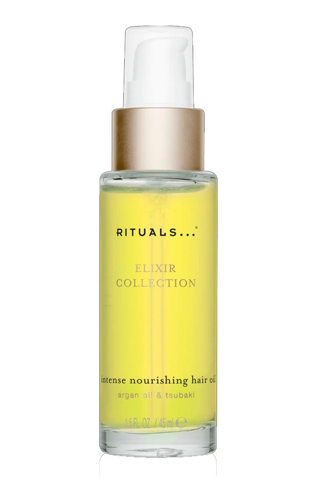 productos para pelo rizado Aceite intenso para el pelo de Rituals