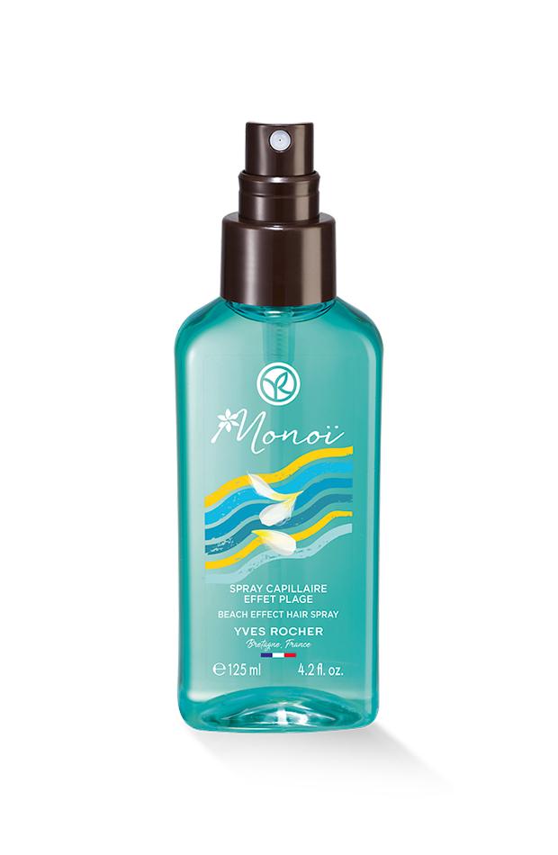 productos para pelo rizado Spray Capilar Ondas Surferas de Yves Rocher