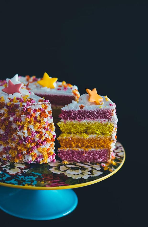 ecetas tartas deliciosas para hacer en casa tarta de colores